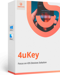 tenorshare 4ukey 2.0.1.1 crack With Serial Key Free Download 2019