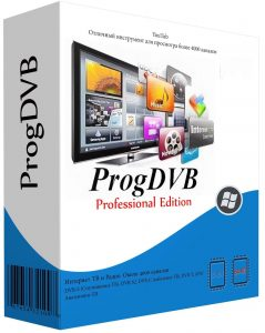ProgDVB 7.28.3 Crack With Serial Key Free Download 2019