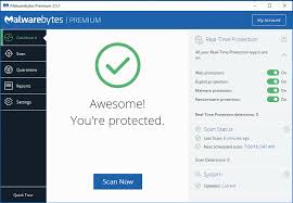 Malwarebytes Premium 3.8.3.2965 Build 11640 Crack