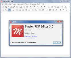 Master PDF Editor 5.4.38 Crack With License Key Free Download 2019