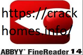 ABBYY FineReader 15.0.18.1494 Crack