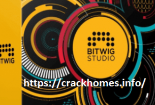 Bitwig Studio 3.1.2 Crack
