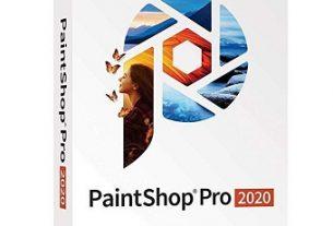 The Ultimate Photo Editor – PaintShop Pro 2020 Ultimate