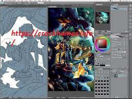 Clip Studio Paint EX 1.9.9 Crack