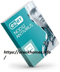 ESET NOD32 Antivirus 13.1.21.0 Crack