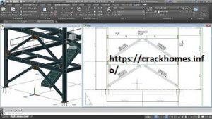 Autodesk Advance Steel 2021 Crack