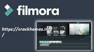 Wondershare Filmora 9.5.0.20 Crack