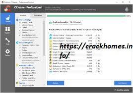 CCleaner Pro 5.67.7763 Crack