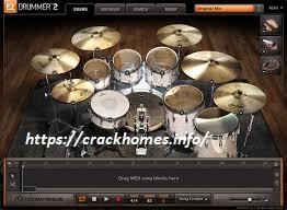 EZdrummer 2.1.8 Crack