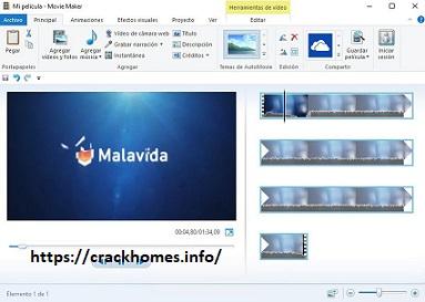 Windows Movie Maker 2020 Crack