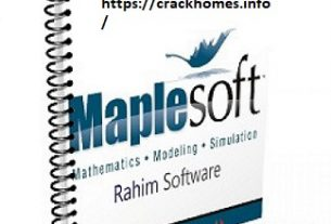 Maplesoft Maple 2020.1 Crack
