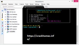 MobaXterm 20.3 Crack