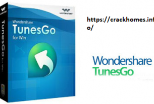 Wondershare TunesGo 9.8.3.47 Crack
