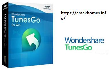 Wondershare TunesGo 9.8.3.47 Crack