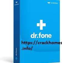 Dr Fone 10.5.0 Crack