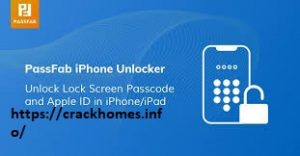 PassFab iPhone Unlocker 2.2.1.1 Crack